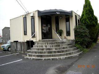 店舗型コンテナハウス(美容室)