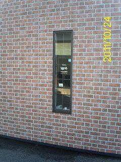 コンテナオフィス(2階建て) 縦窓