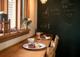 愛知県名古屋市港区のオシャレなコンテナカフェ スイーツとともに