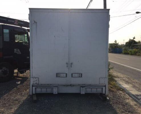販売商品 トラック箱