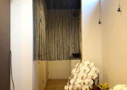 岐阜県海津市のおさかな舎様 40フィートコンテナ3連結飲食店型コンテナハウス 店内トイレ