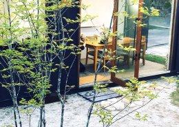 株式会社壁工望様(愛知県豊明市)店舗型コンテナハウス