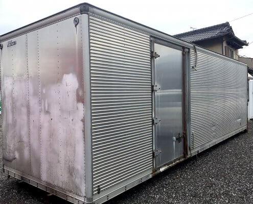 トラック箱L7800 電気配線付き・器具付き 反対側