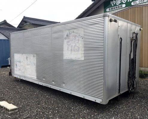 トラック箱L3200 正面