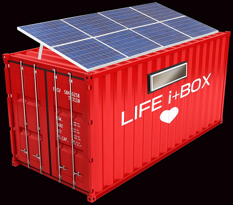 life i+box
