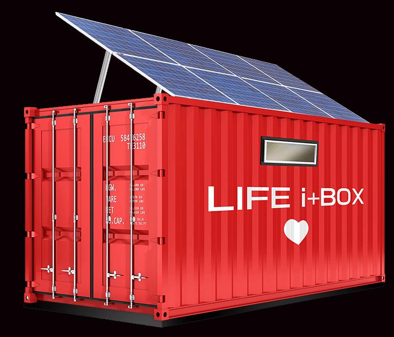 LIFE i+BOX(ライフアイボックス)