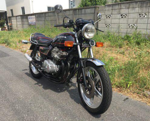 HONDA(ホンダ) CB750K 前面