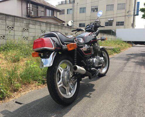 HONDA(ホンダ) CB750K 背面