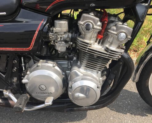 HONDA(ホンダ) CB750K エンジン周り