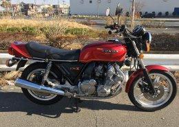 HONDA(ホンダ) CBX1000 マフラー側