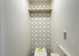 K様邸コンテナハウス - トイレ1