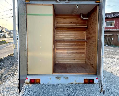 内装あり4tトラック箱【20210619-①】外観3